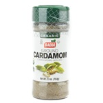 Cardamom, Ground (Organic) - 2oz