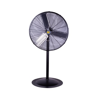 "30"" Oscillating Pedestal Fan"