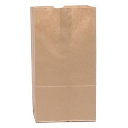 71008 DURO 8# HEAVY BULWARK 57# BASIC KRAFT BAG,