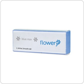 Flowery® 4-Sided Nail Buffing Block, Bulk