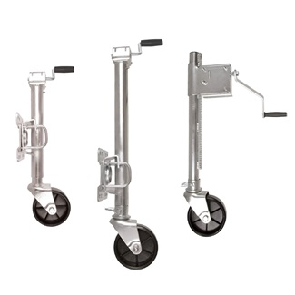 Trailer Jacks with Wheels