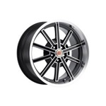 Shelby CS67 20x10 - Black
