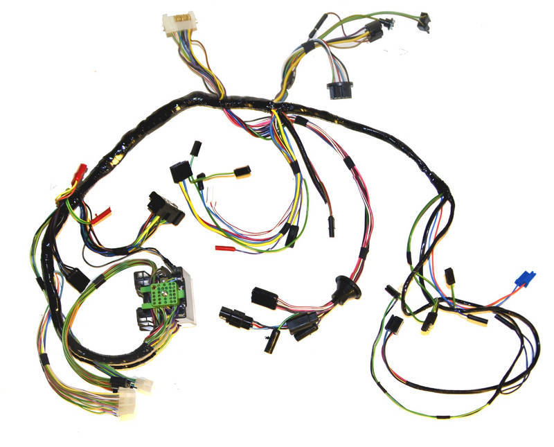 1969 mustang wiring harness 69 under dash harness w tachc9zz 14401 tach  69 under dash harness w tachc9zz 14401 tach