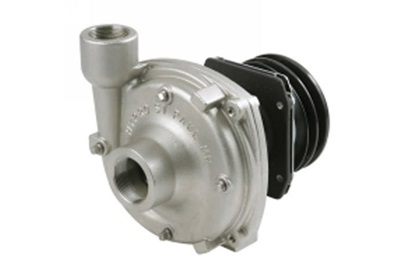 Hypro Clutch Driven Stainless Steel Centrifugal Pump Clockwise Rotation