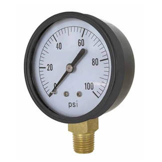 24 Series Dry Gauges
