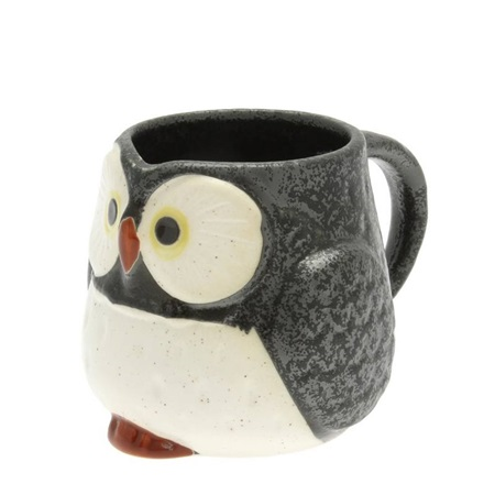 Mug Owl Midnight 11 oz.