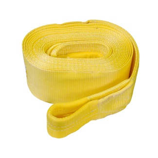 "4"" X 20' Recovery Strap, 36,000 lb"