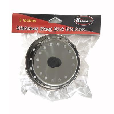 Winco SIK-3 Sink Strainer 3""