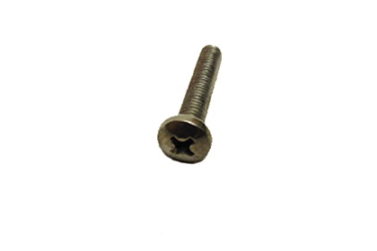 "#10-32 x 1"" Stainless Steel PPH Screw"