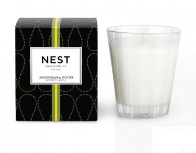 NEST Lemongrass & Ginger Classic Candle