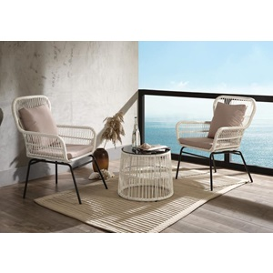 45095 Kamea 3Pc Patio Bistro Set