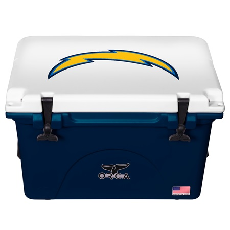 Los Angeles Chargers 40 Quart