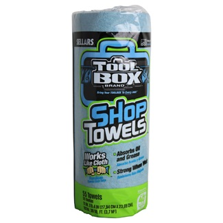 Heavy Duty Shop Towels