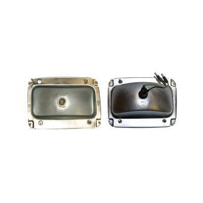 1964 ½ Mustang Tail Light Housing - Right Hand