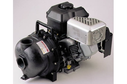 "Banjo 2""  Poly Self-Priming Centrifugal Pump with 3.5 HP Briggs Engine"