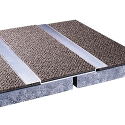 Double Wing Flooring Infill System