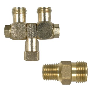 Brass Nozzle Bodies
