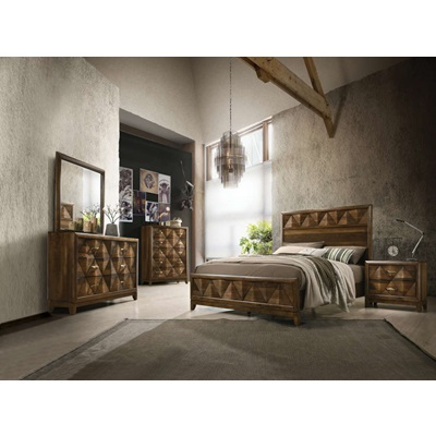 27637EK Delilah Eastern King Bed