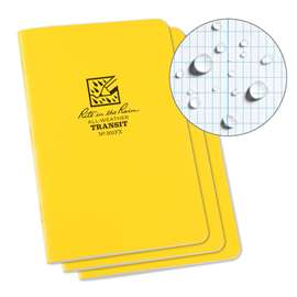 Stapled Notebooks
