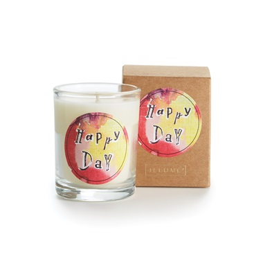 Happy Day Votive Candle