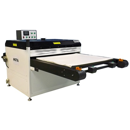 heat transfer press
