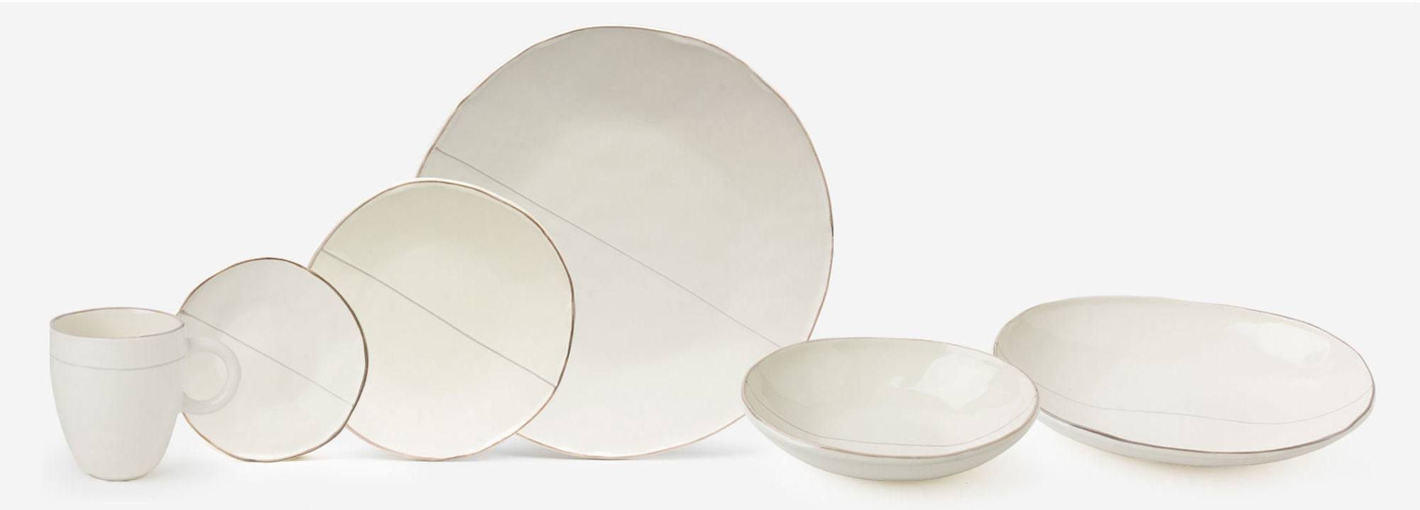 The Shiratama collection is named for a sweet Japanese rice cake treat (mochi). These beautiful pieces features a milky glaze accented perfectly with a ...  sc 1 st  MIYA Company & Beautiful Japanese Dinnerware | Shiratama Collection | Miya
