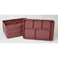 Cook's 630-170RC Marathon Tray Raised Compartment