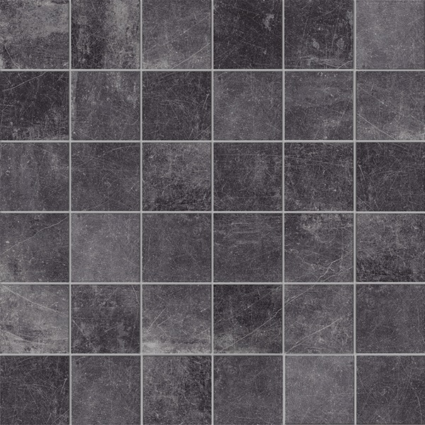 Best of CAMPOGALLIANO CENTURIES PANAREA 2X2 PLAIN MOSAIC BLACK Photos - Style Of black mosaic tile Modern