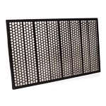 "FloMax Black Metal 140 Screen   46.5""x28"" Panel"