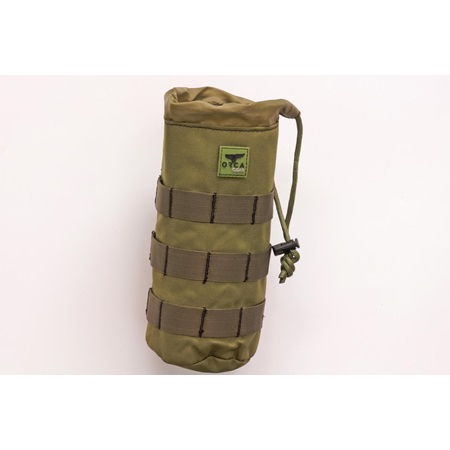 INSULATED DRINK HOLDER DESERT GREEN