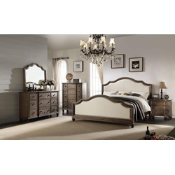 26110Q BAUDOUIN QUEEN BED
