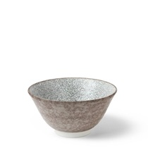 "Hiware Gray 5.25"" Rice Bowl"