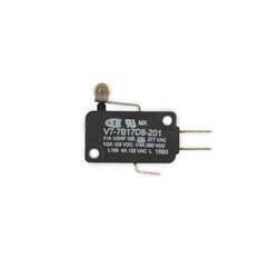 04.442 11 Amp Microswitch with Roller