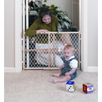 GuardMaster® STD Plastic Mesh Gate, Pressure Mounted