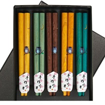 Owl Chopsticks Boxed Set