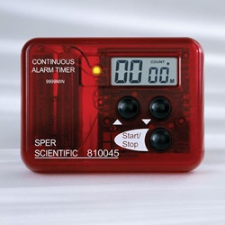 Continuous Alarm Timer  (Sper Scientific 810045)