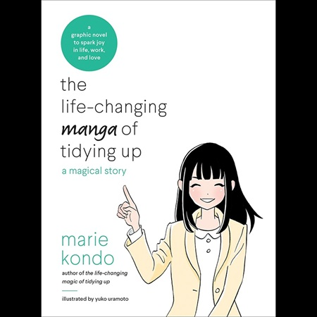 Book - The Life-Changing Manga of Tidying Up