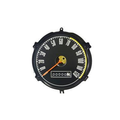 1967-68 Speedometer Assembly without Factory Tach