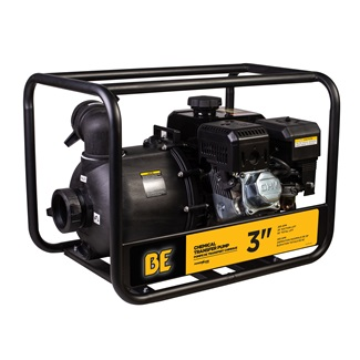 "3"" CHEMICAL TRANSFER PUMP WITH POWEREASE 225 ENGINE"