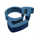 "HOSE CLAMP: 3/8"" OD"