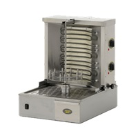 Equipex GR 40E 33 lb. Meat Capacity Sodir Gyro Grill