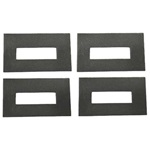 Door Hinge Seal Set