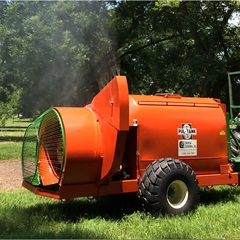 Demo Rears Single Side Pecan Volute for Sprayers