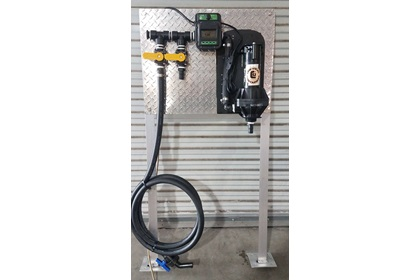 Frame Mounted Dura-ABS™ Auto-Batch Tank Pumping System