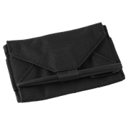 INDEX CARD WALLET KIT - Black