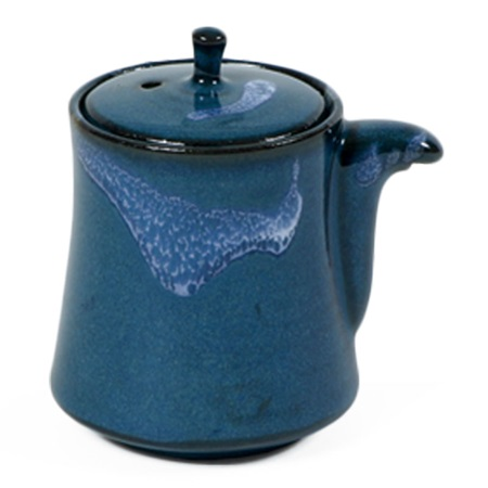 Blue 6 Oz. Sauce Pot