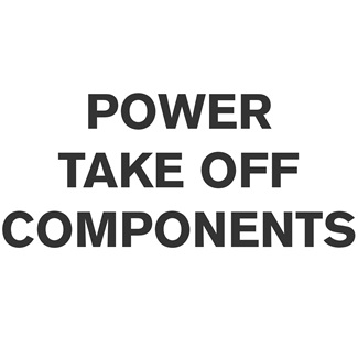 Power Take Off Components