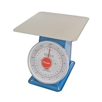 Escali DS13260P 132 Lb/60 Kg Mercado Dial Scale with Plate