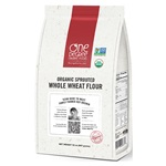 Sprouted Whole Wheat Flour, ORG - 5lb