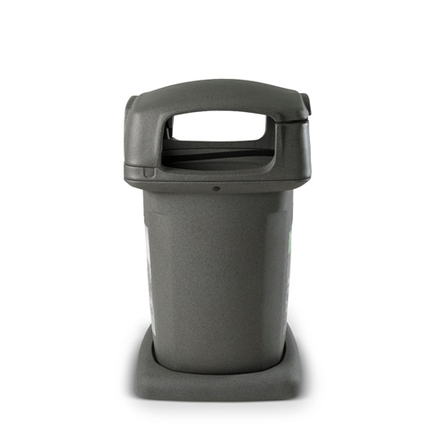 60 Gallon Litter Containers and Accessories